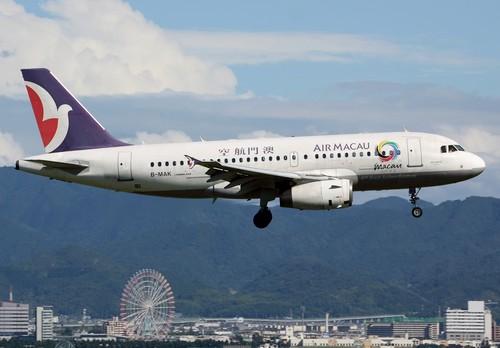самолет Air Macau